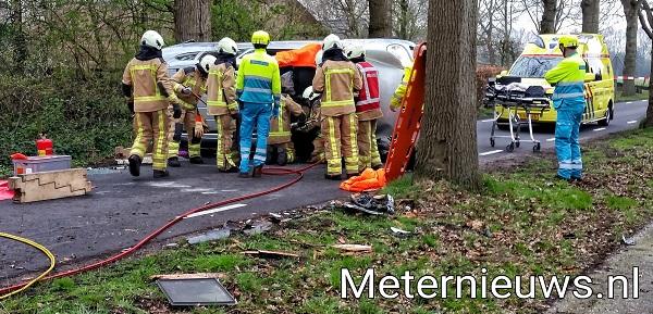 ongeval auto goes